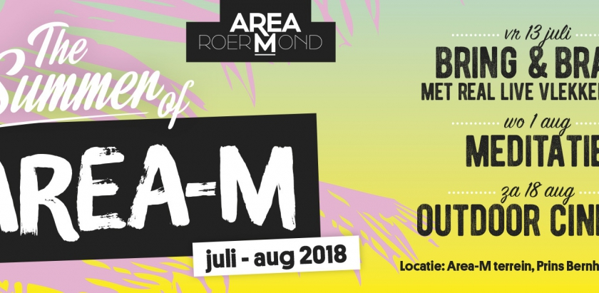Join the Summer of Area-M